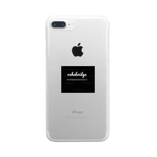 哈牛桥智能科技が作ったoxhabirdge sports Clear smartphone cases
