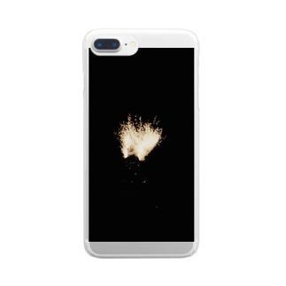 イマジネーションの精鋭 Clear smartphone cases