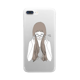 glasses Clear smartphone cases