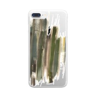 動 Clear smartphone cases