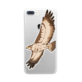EAGLE Clear smartphone cases