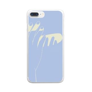 ハイライト Clear smartphone cases