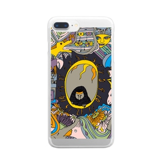 @meimasaru Clear smartphone cases