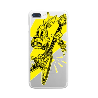 Faster and Louder Clear smartphone cases