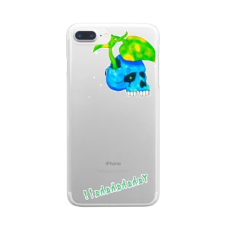Yahahahaha‼︎ Clear smartphone cases
