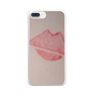 CHU! Clear smartphone cases