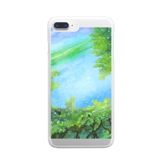 NATURAL.G Clear smartphone cases
