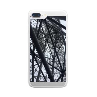 モノ Clear smartphone cases