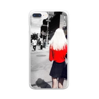 in NY Clear smartphone cases