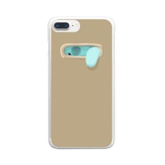 ポーラ Clear smartphone cases