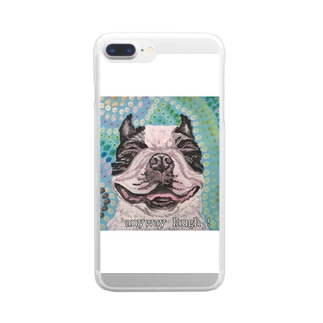 anyway laugh ! Clear smartphone cases
