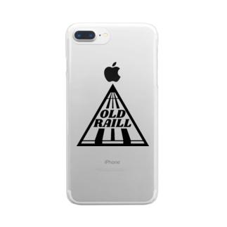 オフィシャル1 Clear smartphone cases