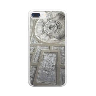 大聖堂 Clear smartphone cases
