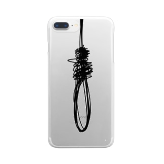 Knot Clear smartphone cases