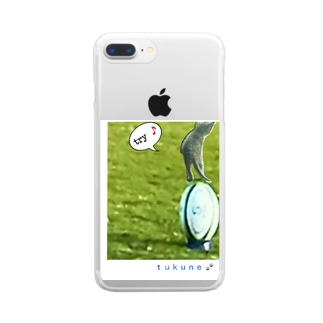 tukune Clear smartphone cases