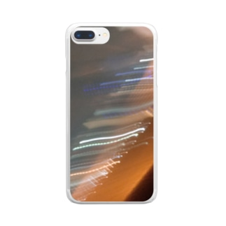 光速 Clear smartphone cases
