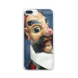 ni-hao.babai Clear smartphone cases