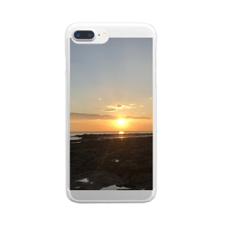 海 Clear smartphone cases