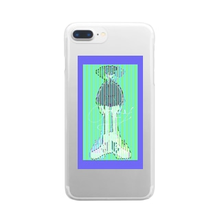 💚❤️ Clear smartphone cases