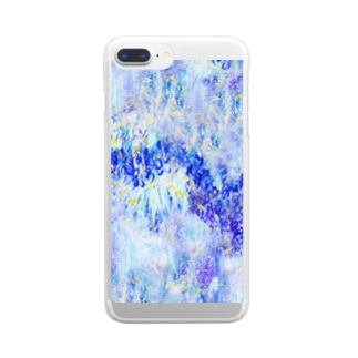 mother sea Clear smartphone cases