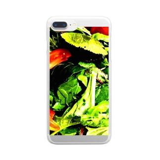 YASAIPPAI Clear smartphone cases