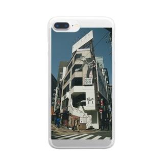 Osaka Clear smartphone cases