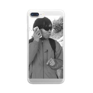 UEDA スマホケース Clear smartphone cases