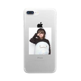 18歳は終わらない Clear smartphone cases