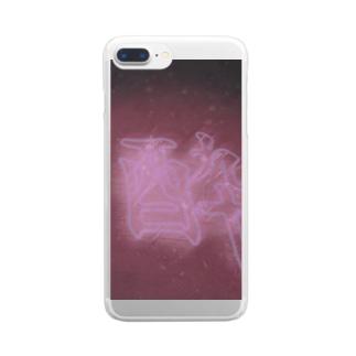 酔いケース Clear smartphone cases