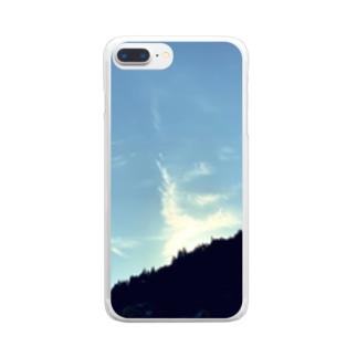 めざめ。 Clear smartphone cases