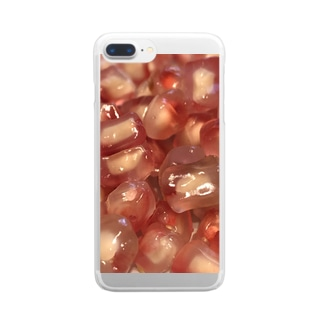 zakuro Clear smartphone cases