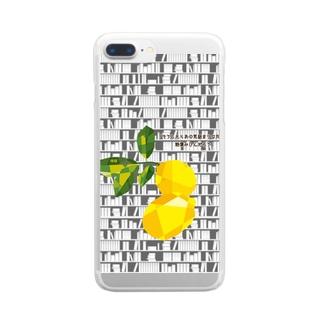 レモンエロウの空想 Clear smartphone cases