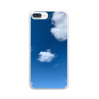 秋空 Clear smartphone cases