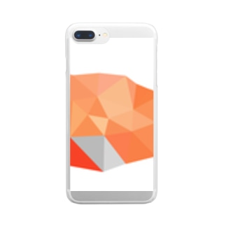 carrot Clear smartphone cases
