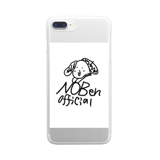 NOBen  official Clear smartphone cases