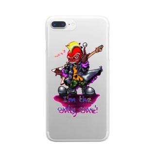 オンリーワン Clear smartphone cases