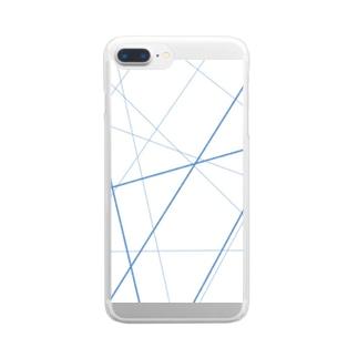 青雷 Clear smartphone cases