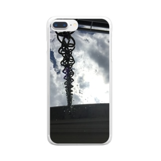 SunLight_Chain_Water_SKY Clear smartphone cases