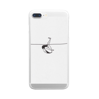 dive2 Clear smartphone cases