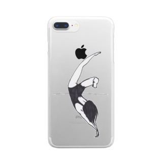 dive1 Clear smartphone cases
