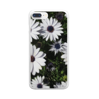 清らかな心がアナタを運びます♡ Clear smartphone cases