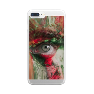 eye2 Clear smartphone cases