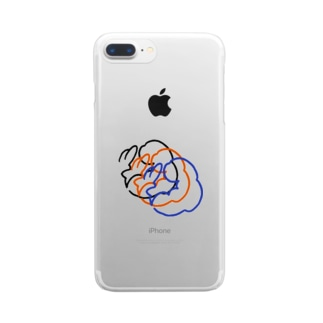 🍤 Clear smartphone cases