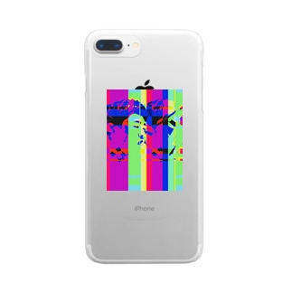 Colorful_Machi Clear smartphone cases
