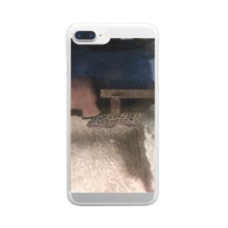 Morishi's Shopのピト Clear smartphone cases