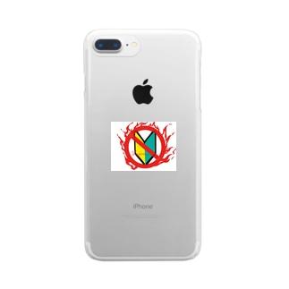 初心者脱出 Clear smartphone cases