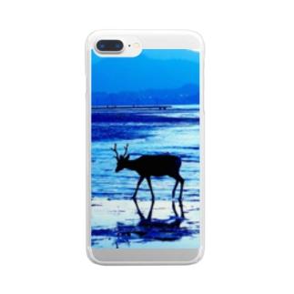 MIYAZIMA  Clear smartphone cases