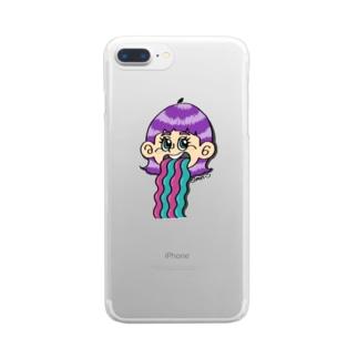 gerororo...🤮🌈🌈🌈 Clear smartphone cases
