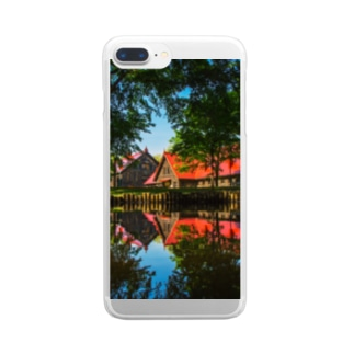 Model Barn Clear smartphone cases