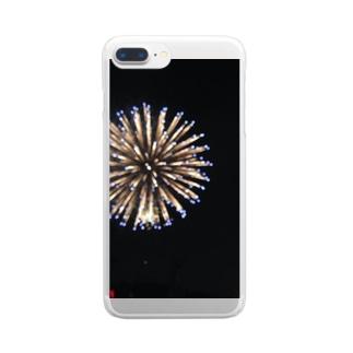 思ひ出。 Clear smartphone cases